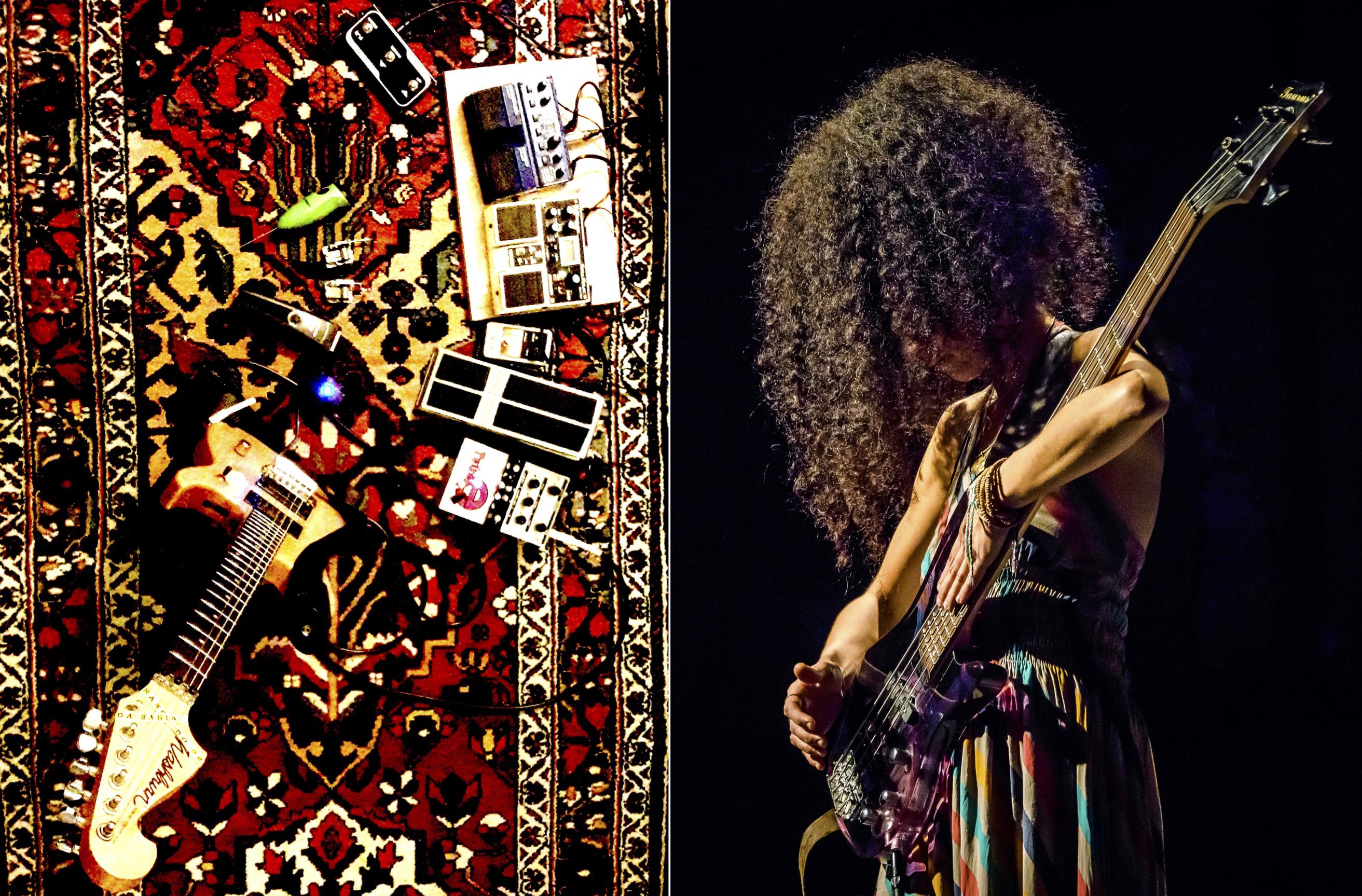 Akhshingan & Seonsore Pequeno´s Lonely Hertz Band