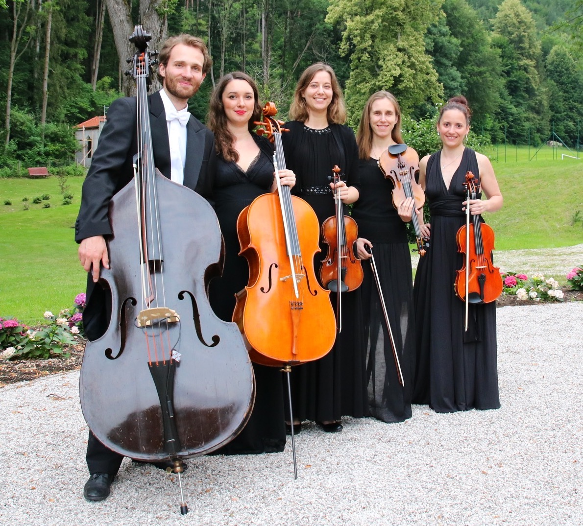 Junge Talente - Deciso Quartett