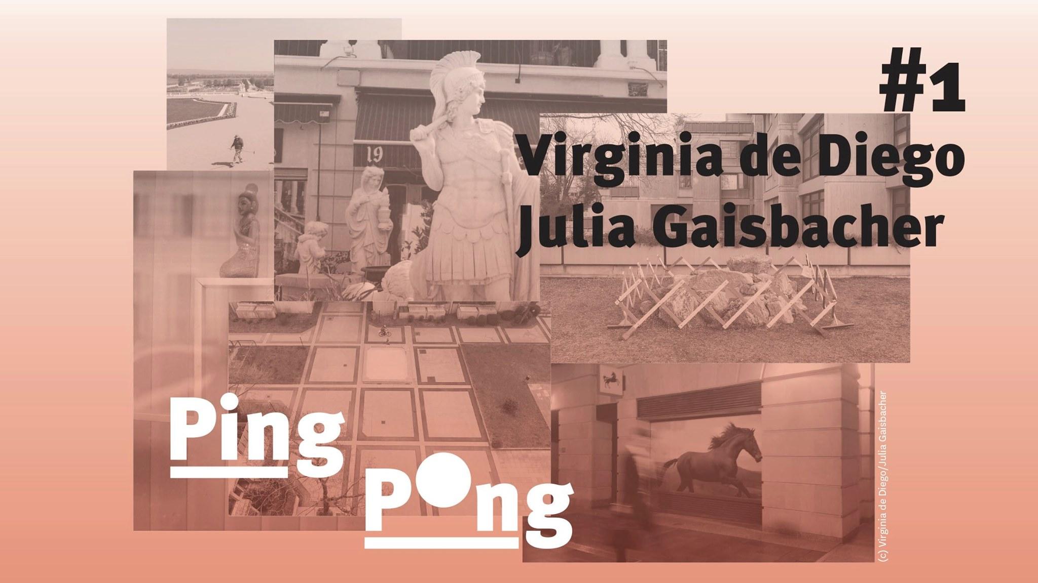 PING PONG #1 - ARTIST TALK