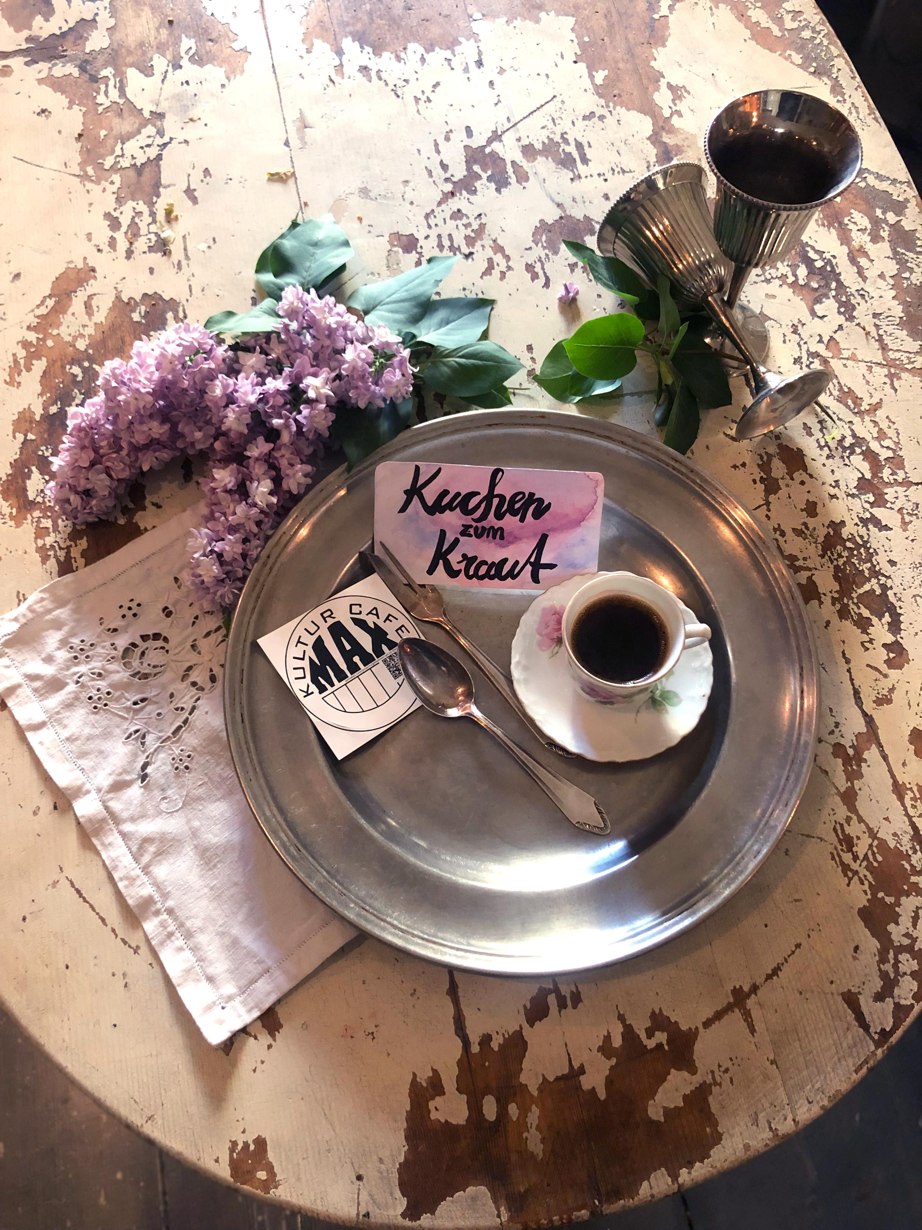 Kuchen zum Kraut - Crowdfundingparty for Kulturcafé Max