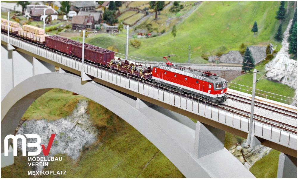 Modelleisenbahn Austellung - Sommerfahrtage