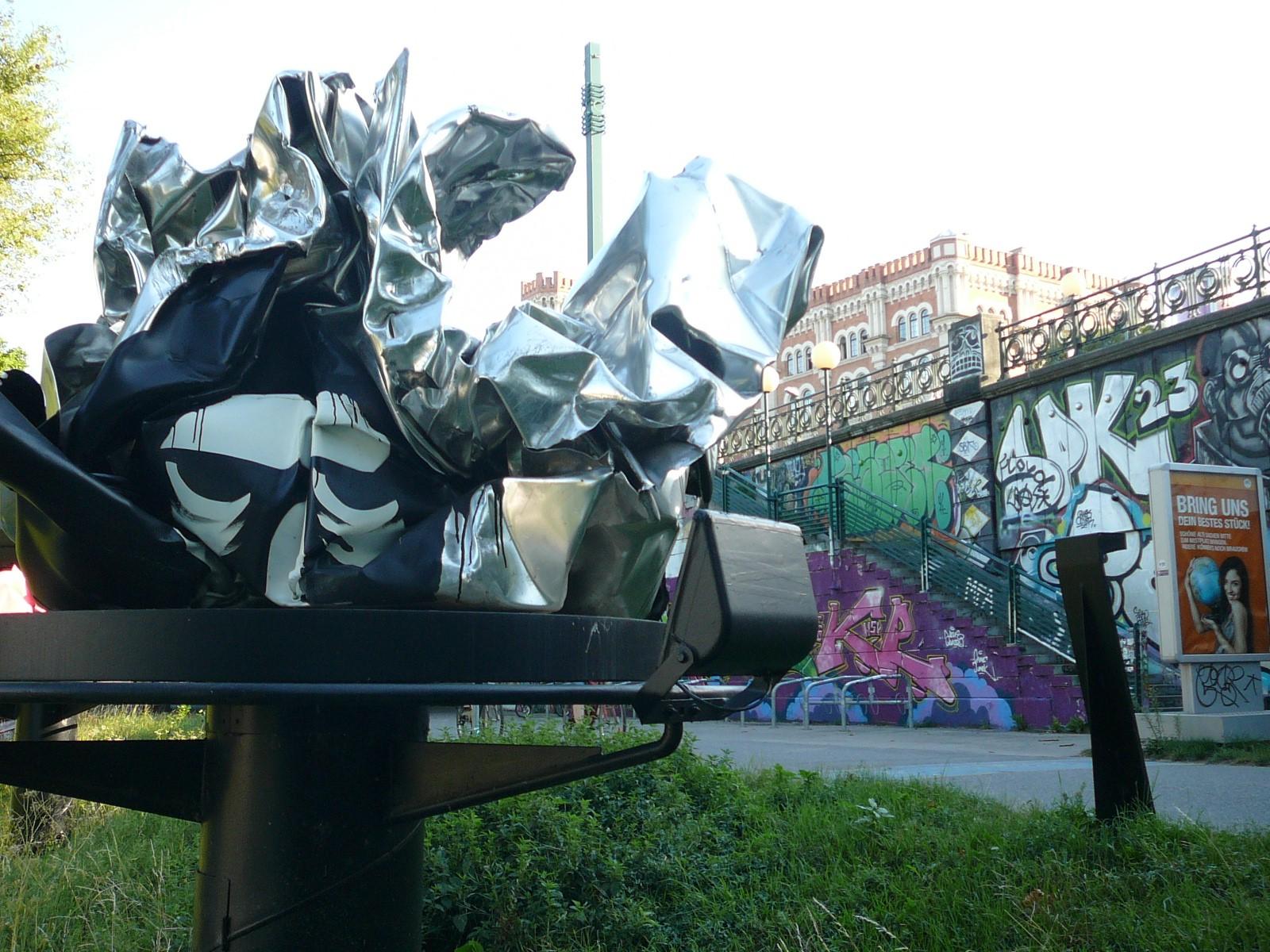 Eröffnung des Skulpturengartens der Summerstage