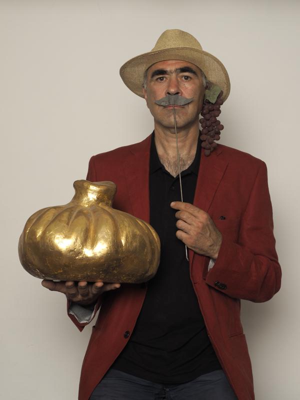 Ausstellung Giorgi Okropiridze - Bildhauer