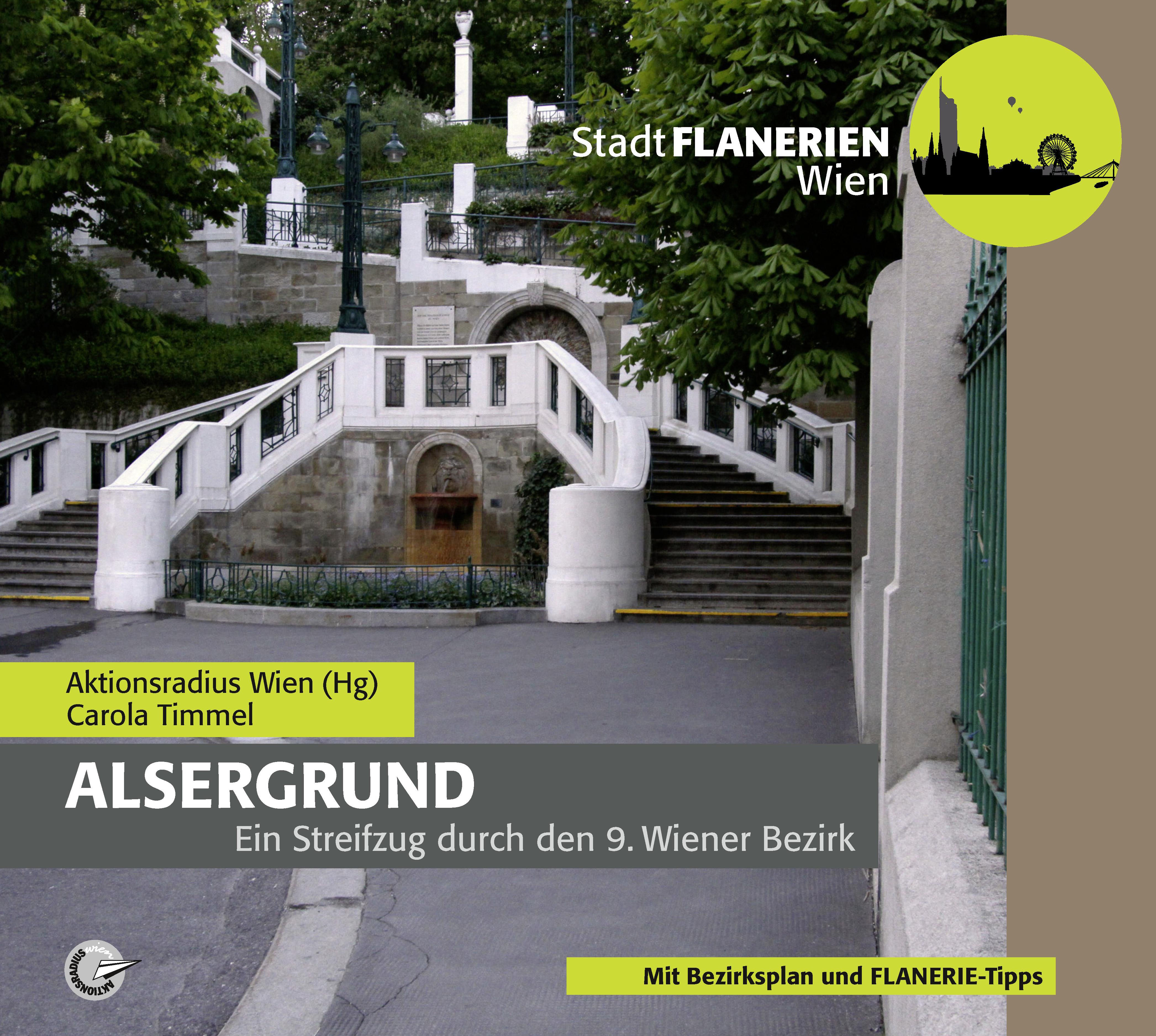 Hörbuchpräsentation 09 / Stadtflanerie Alsergrund