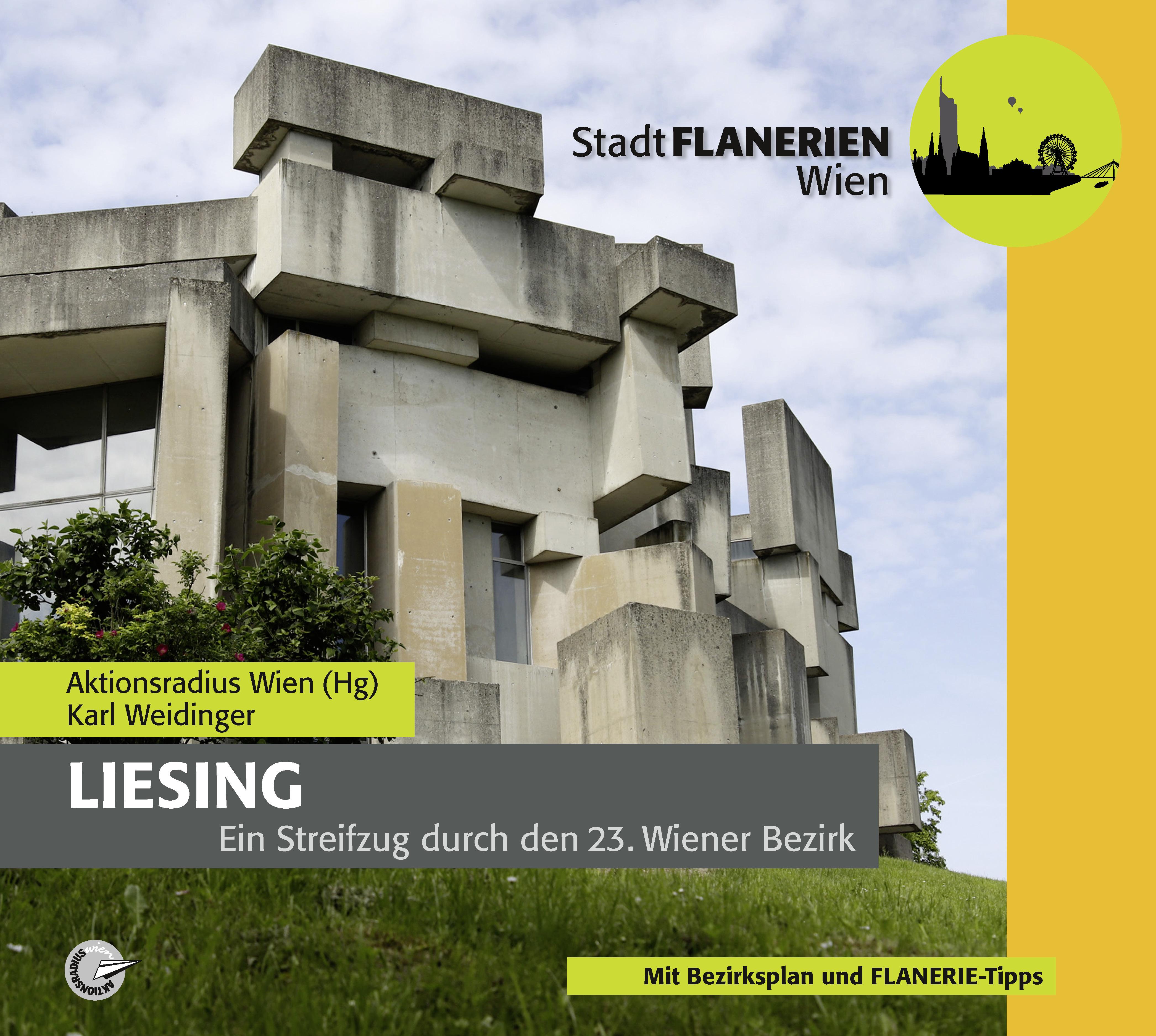 Hörbuchpräsentation 23 / StadtFlanerie Liesing