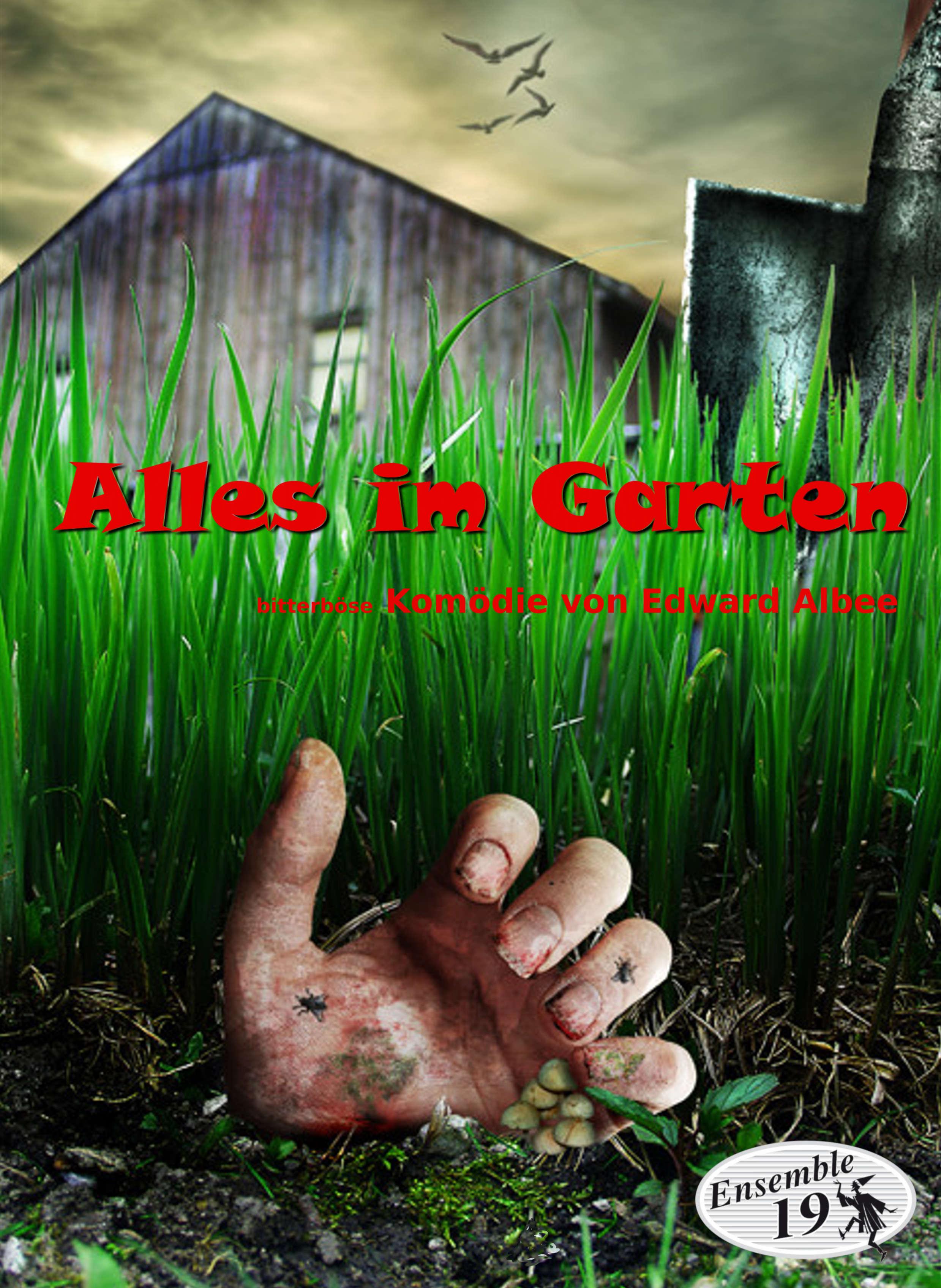 Alles im Garten