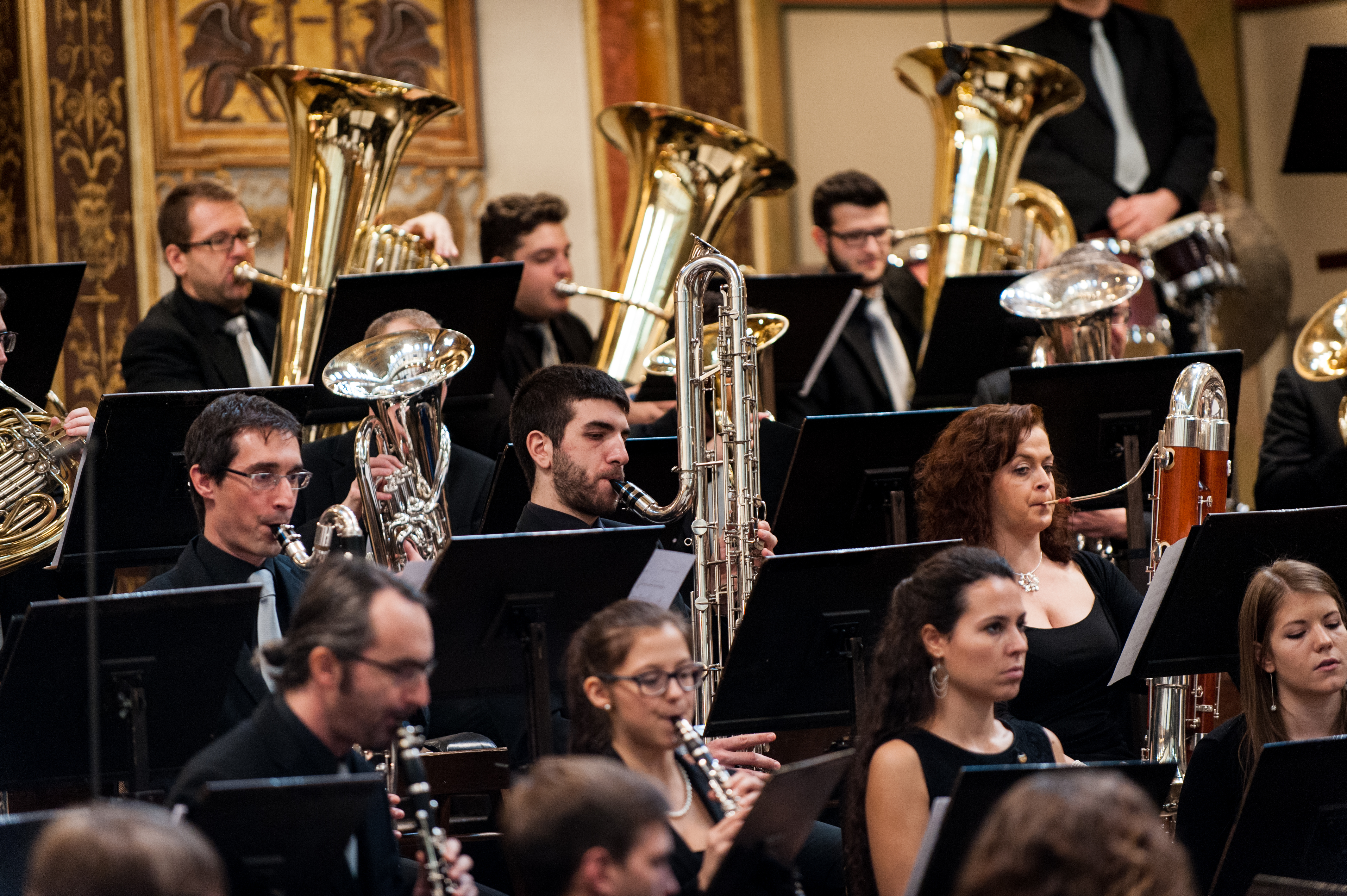Doppelkonzert: Akademische Bläserphilharmonie Wien und Wiener Konzertvereinigung