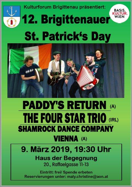12. Brigittenauer St. Patrick's Day