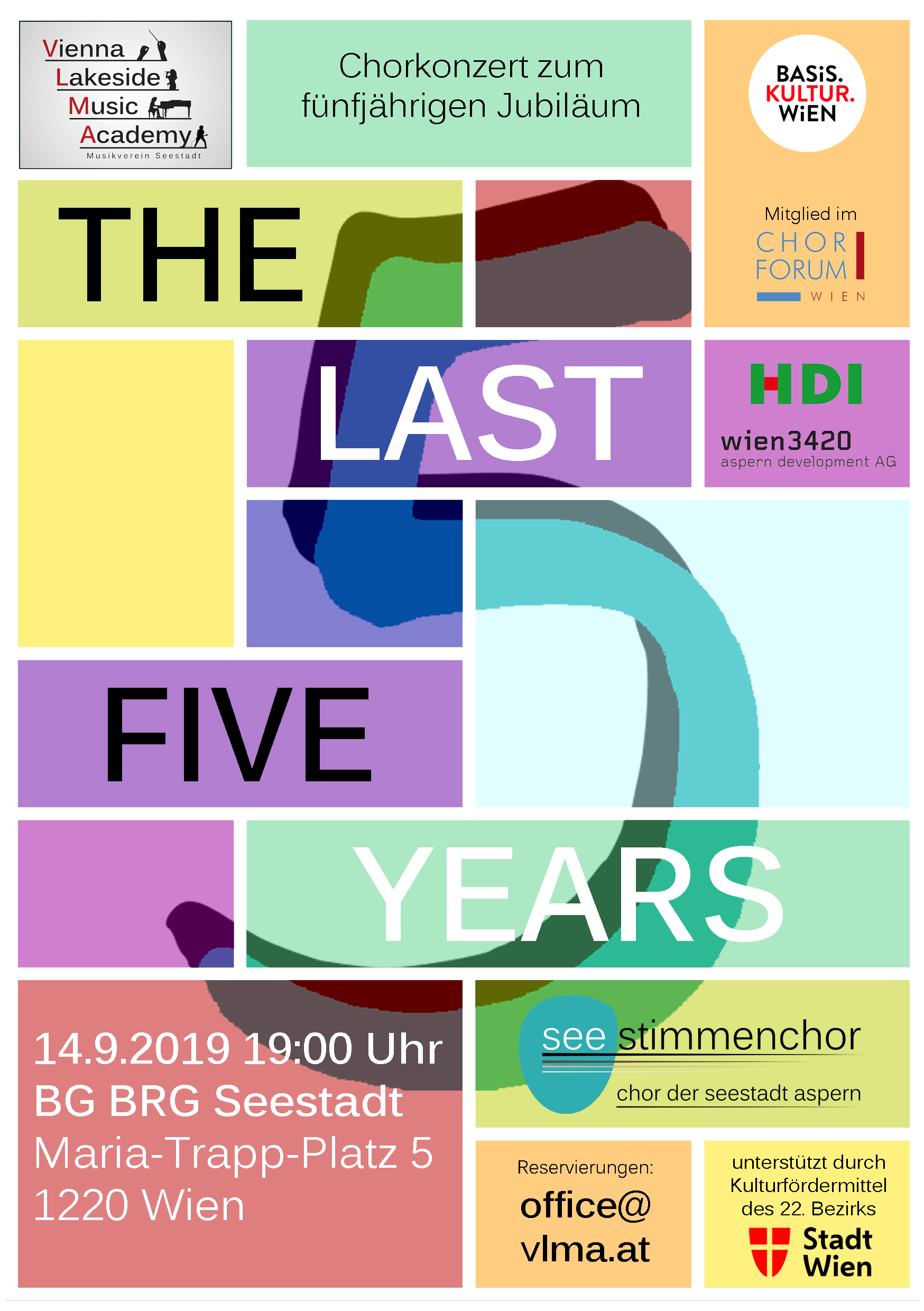 The Last Five Years - 5 Jahre Seestimmenchor