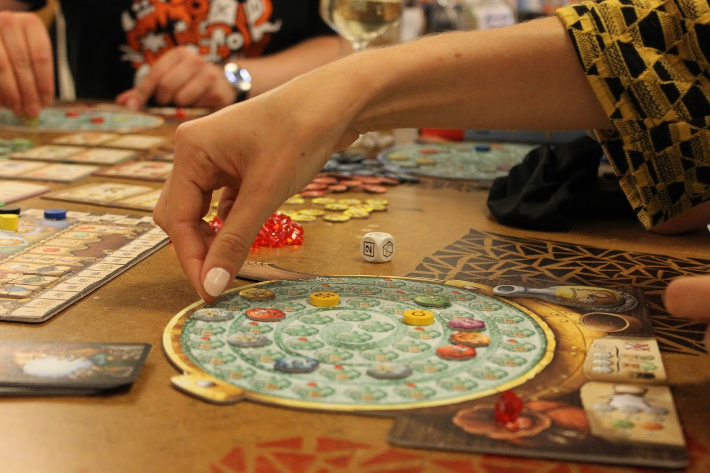 Paradice Board Game Night