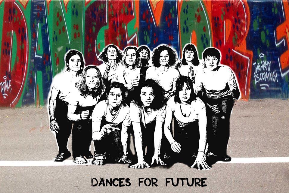 Dances for Future - Performance im Park