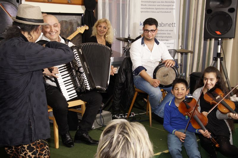 ABSAGE Mosas Gipsy Family - Romakonzert mit Mosa Sisic