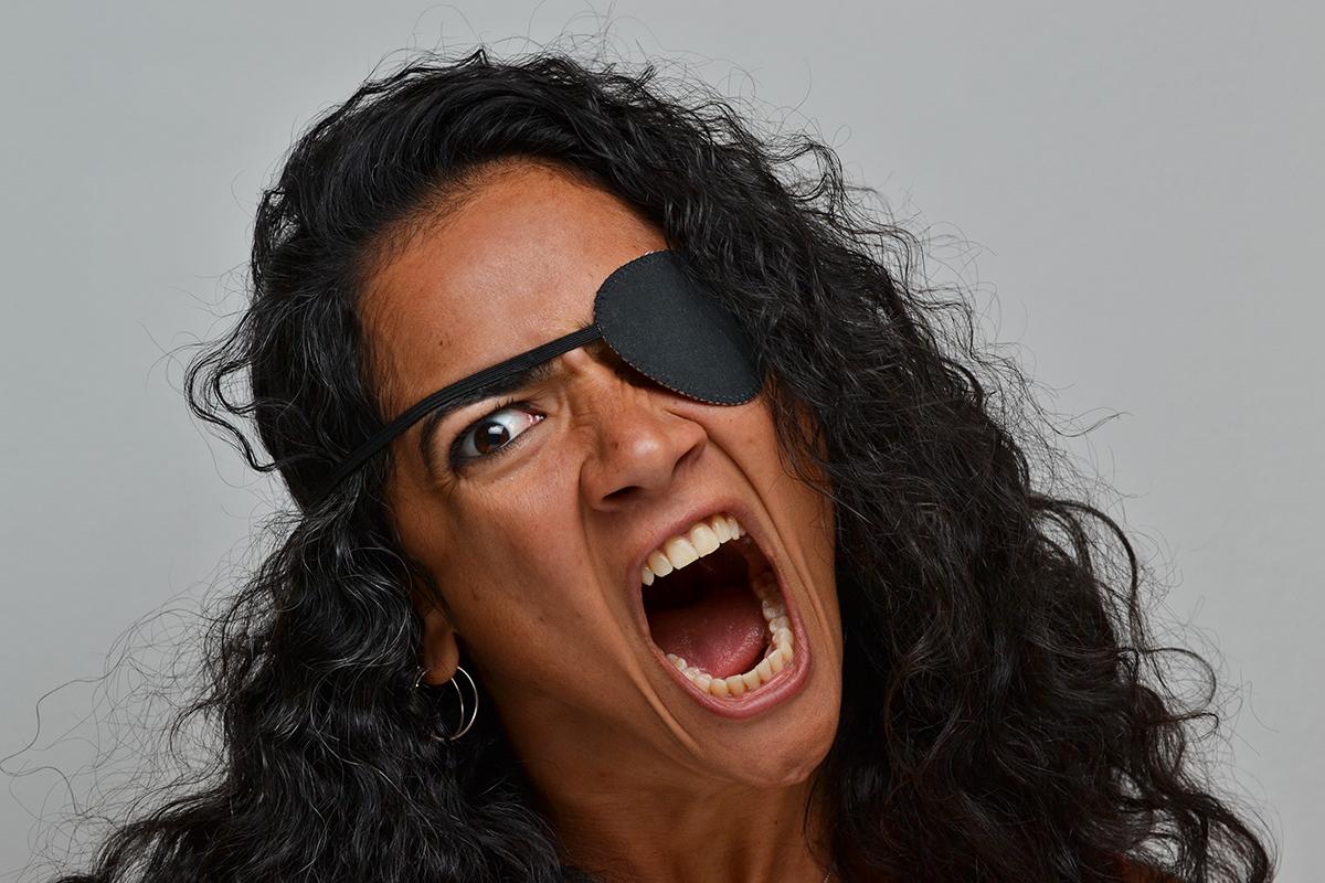 Über Piratinnen - Geschwestern der See