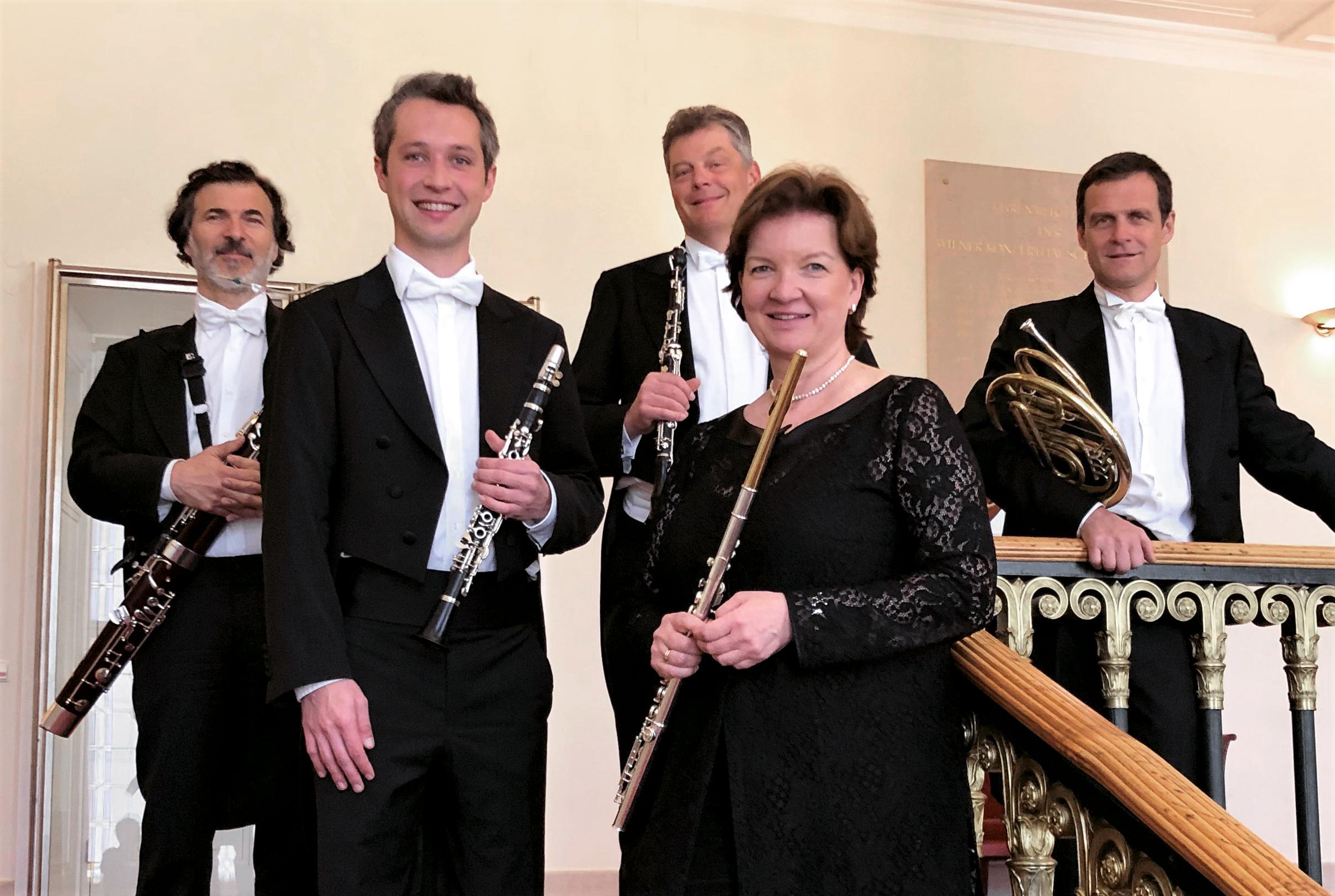 Wiener Symphoniker - Quintetto Sinfonico