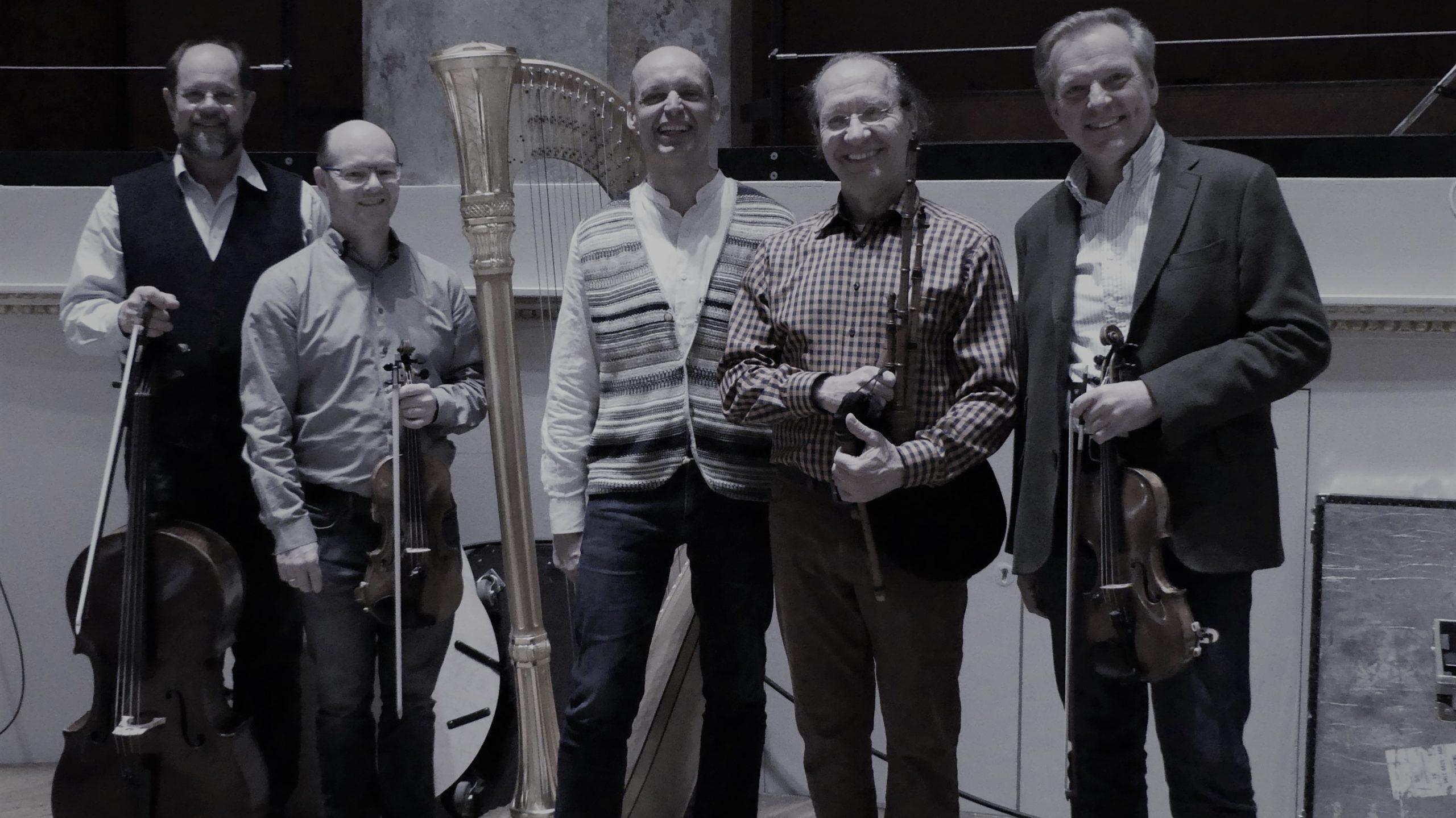 Wiener Symphoniker - Barock Trio Wien - Liebe Lust & Überschwang