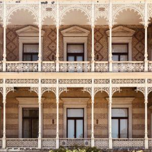 Almost Alhambra by Wojciech Czaja