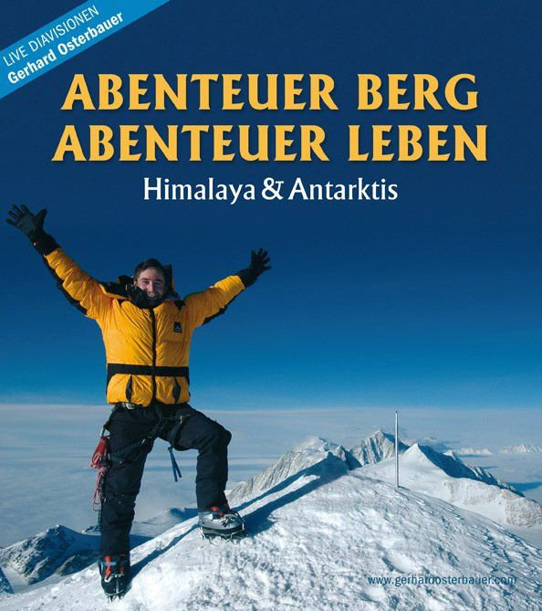 Abenteuer Berg - Abenteuer Leben